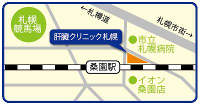 5月1日桑園駅近くに開院