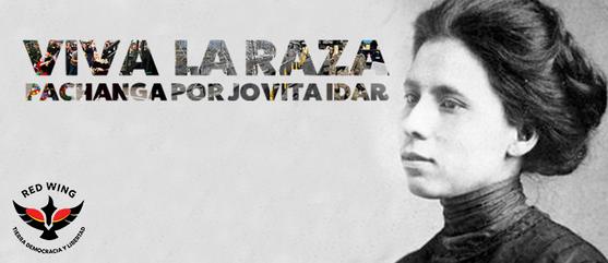The flyer for the 1st Annual anti-WBCA Pachanga for Jovita Idar.