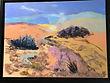 «L'orée du jour», huile, 18 x 24 po