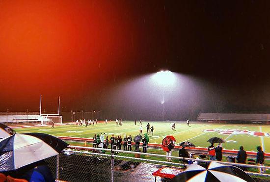 Oak Hills lacrosse game