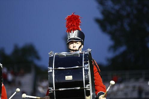 Oak Hills drummer