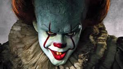 The clown from IT