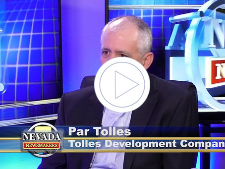 Par Tolles discusses 2021 New Year Outlook on Nevada Newsmakers