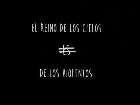 VIOLENTOS VS. MANSOS