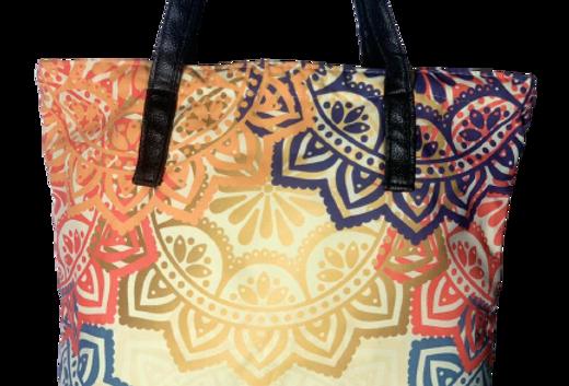 Mandala Art Tote Bag