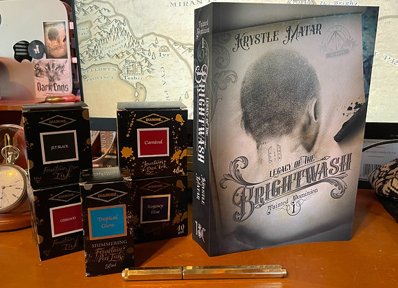 Legacy of the Brightwash Paperback SIGNED