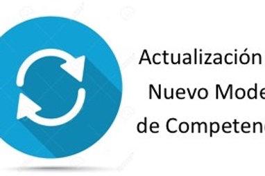 Actualización Competencias ICF