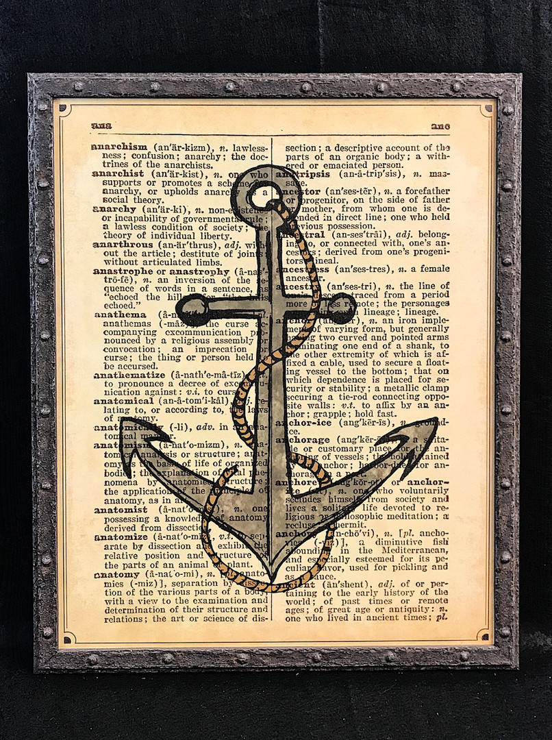Anchor Dictionary