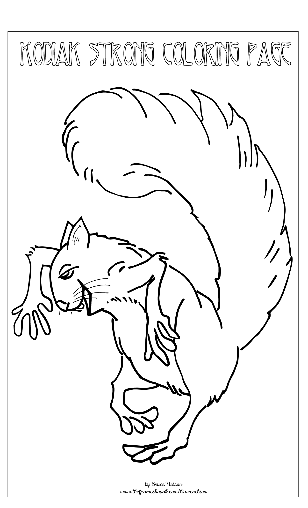Bruce Nelson Dancing Squirrels