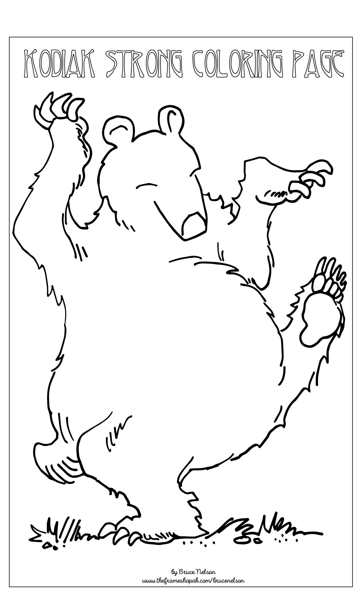 Bruce Nelson Dancing Bear