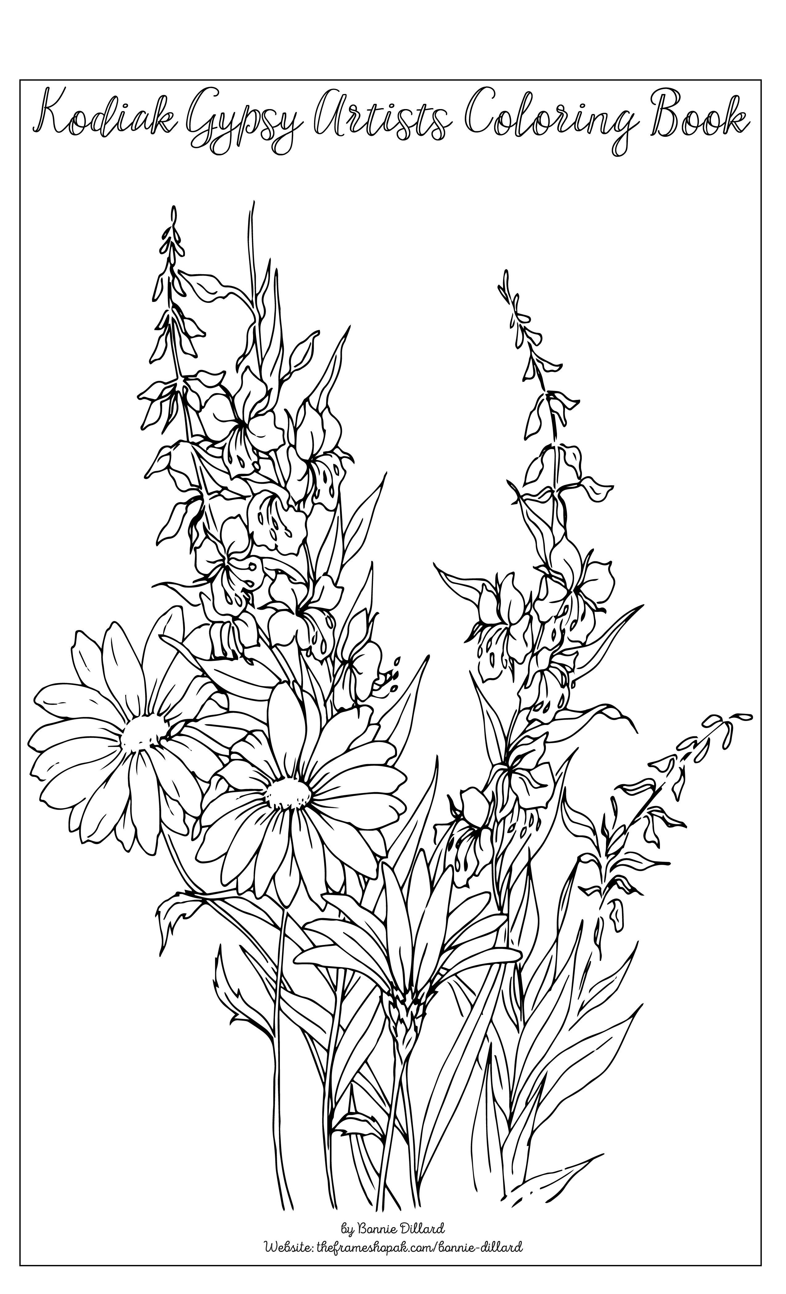 Bonnie Dillard Kodiak Bouquet