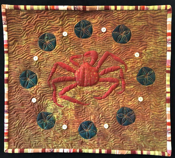 Crab by Sally Troxell