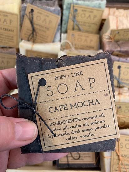 Café mocha soap