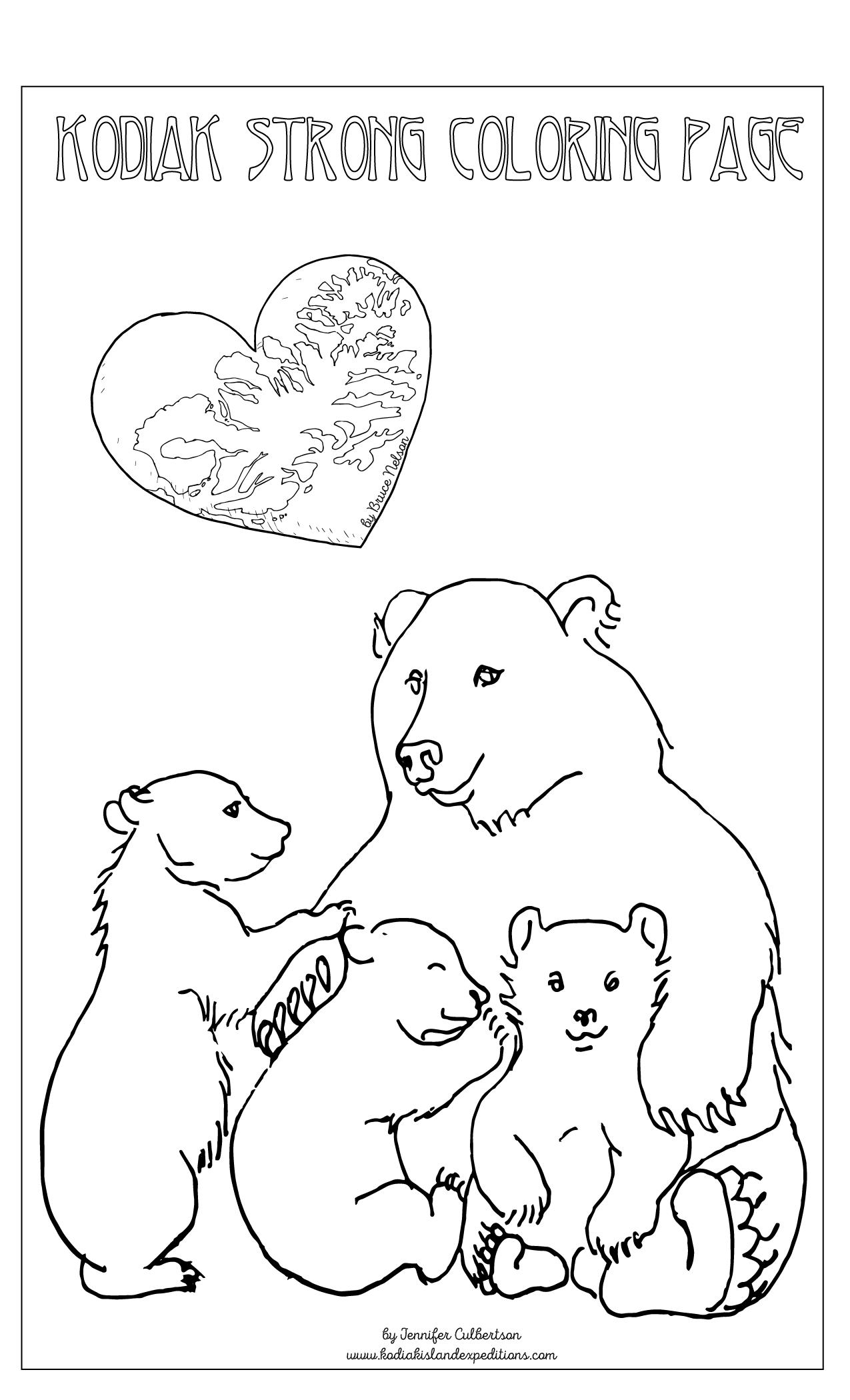 Jennifer Culbertson Bear Family