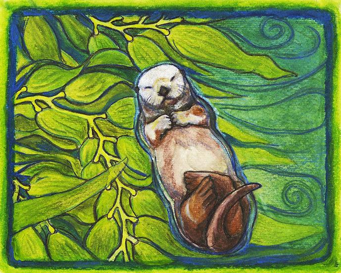 """""""Otter"""" by Jennifer Culbertson"""