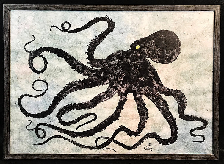 Ink Octopus by Ink Goes Wild