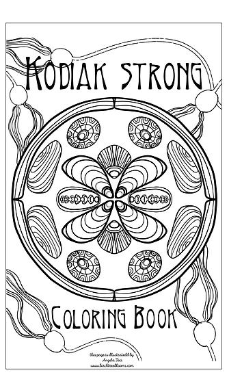 Kodiak Strong Coloring Book