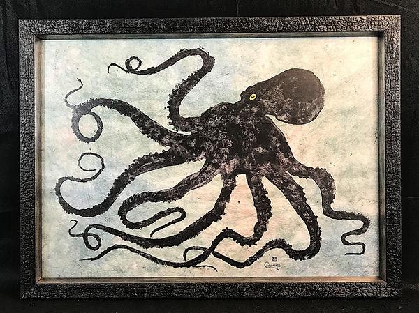 Ink Octopus