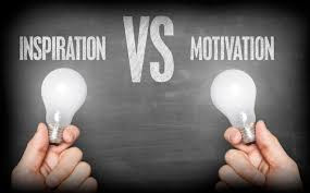Inspiration vs Motivation