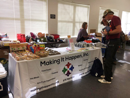 Homeless Connect Day Sylmar