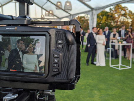 5 Things to Consider for Live Stream Weddings