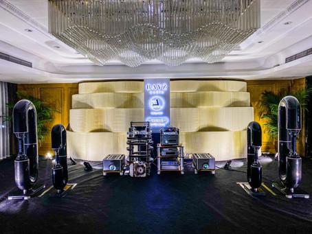BAYZ Audio на выставке Chengdu
