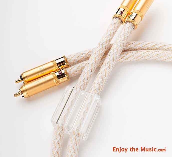 тест лучшего межблочного кабеля Kimber_Kable_Naked_Interconnects