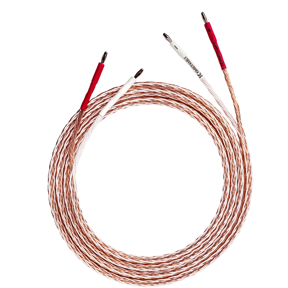 Kimber Kable 8TC - лучший акустический кабель на катушке и на отрез.