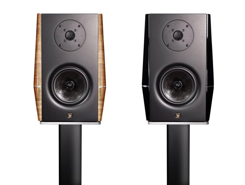 High-End полочные акустические системы Gold Note A3 EVO