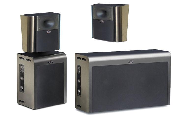 тест домашнего кинотетра Procella Audio