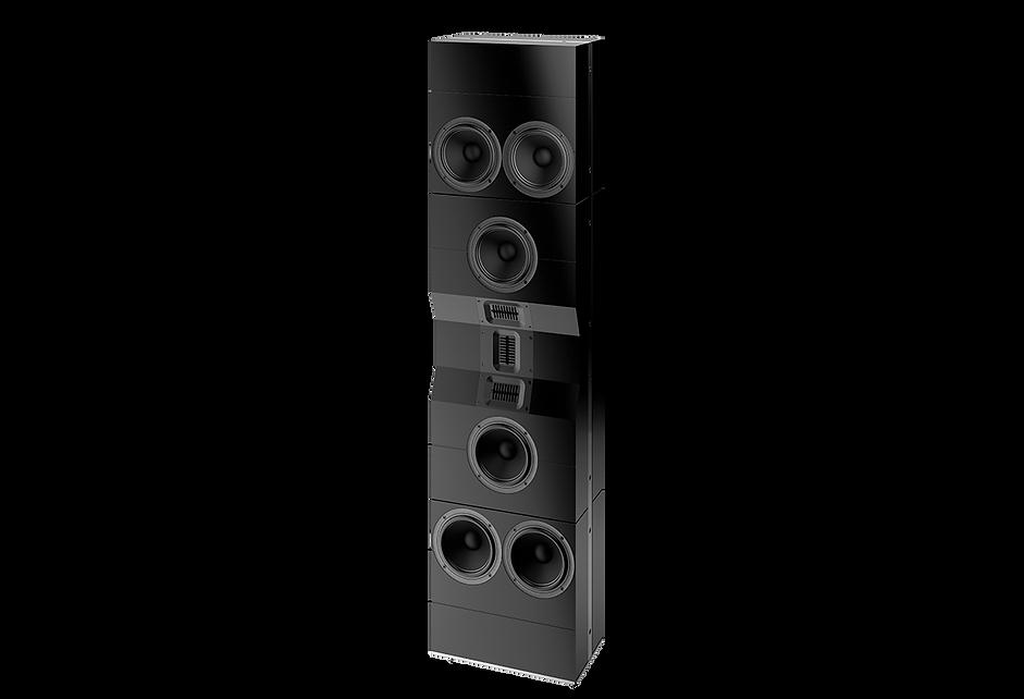 Steinway_Lyngdorf IW-66 - акустическая ситема для домашнего кинотеатра уровня High-End. Встраиваемая в стены. Размещение за экраном.