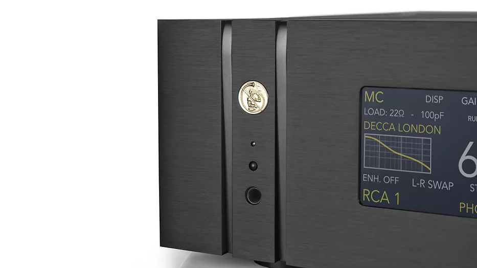 RIAA настройки в фонокорректоре Gold Note PH-1000