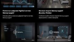 Добавлены видео технологий Steinway Lyngdorf