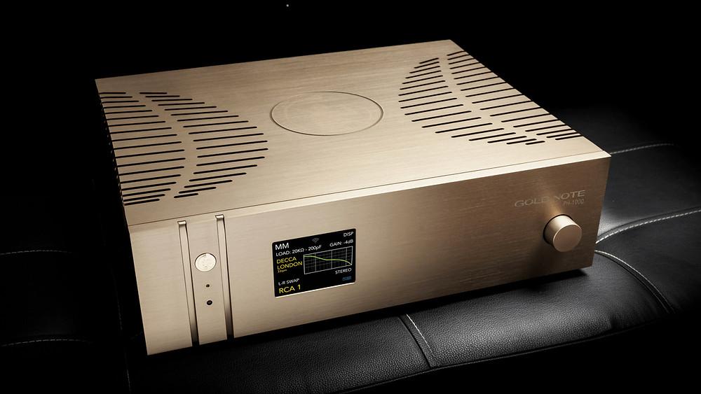 фонокорректор с гибкими настройками PH-1000