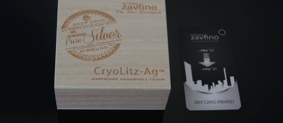 Zavfino Shell leads - CryoLitz Ag