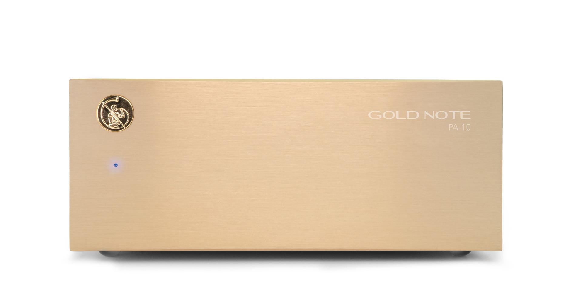 Gold Note PA-10 золотой