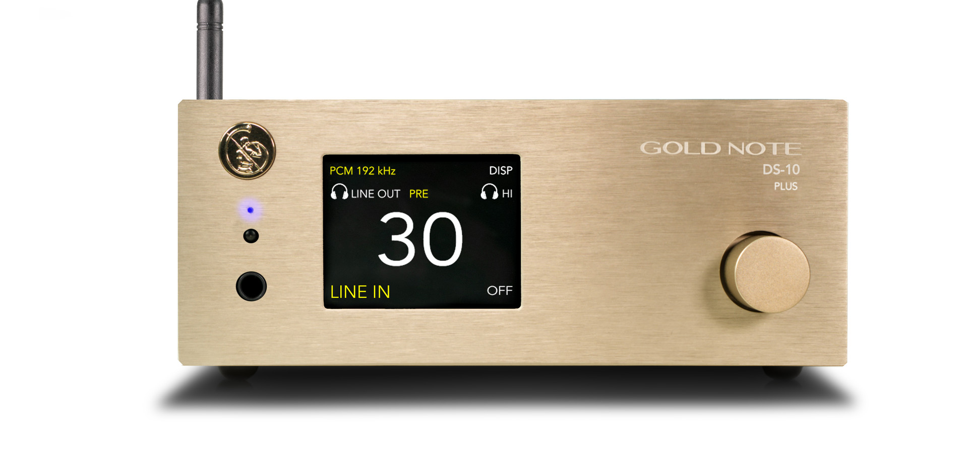 Gold Note DS-10-PLUS gold