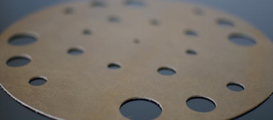 Zavfino Retro Leather Mat