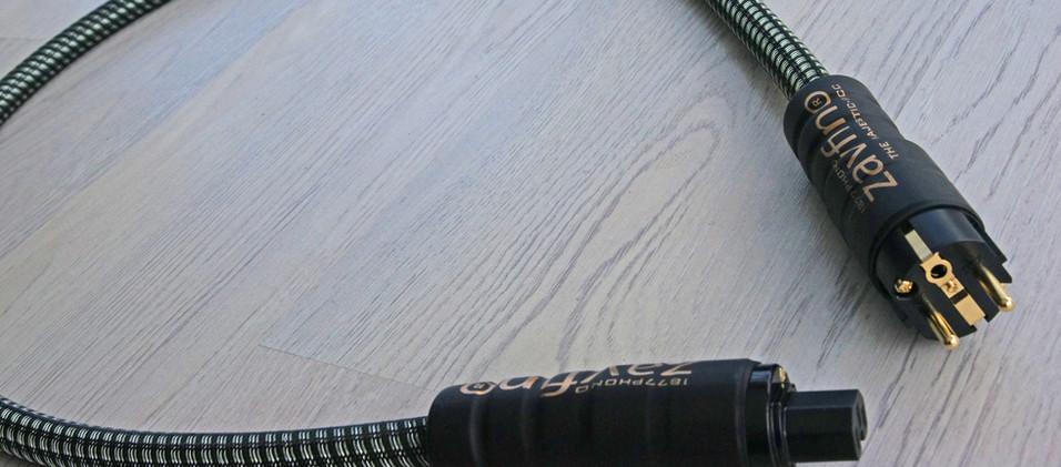 силовой кабель Zavfino Majestik mk2