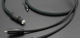 Zavfino Highlands mk2 - кабель для тонарма, серебряные проводники. Для апгрейда и улучшения звучания проигрывателей виниловых пластинок.