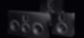 Steinway Lyngdorf встраиваемые в потолок и стены акустические системы