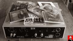 Тест CD проигрывателя Gold Note CD-1000 Mk2 в Darco Audio
