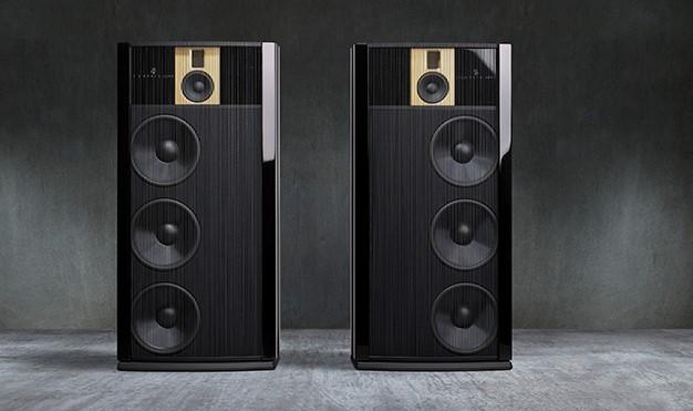 Самые дорогие акустические системы Steinway Lyngdorf Model B