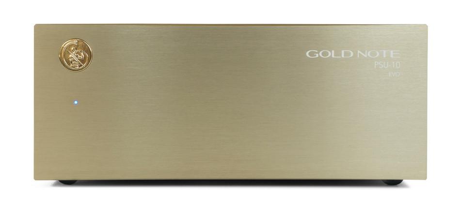 Gold Note PSU-10 EVO gold
