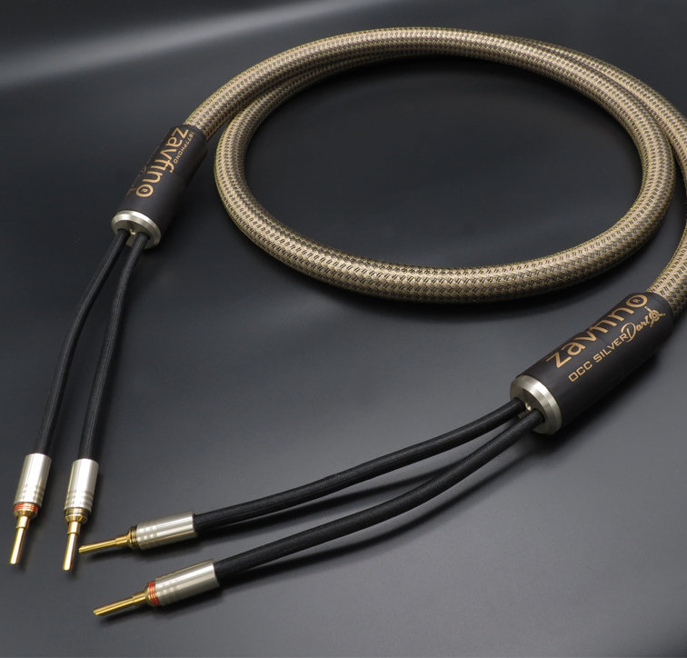 Zavfino Silver Dart SPK - High-End акустический кабель