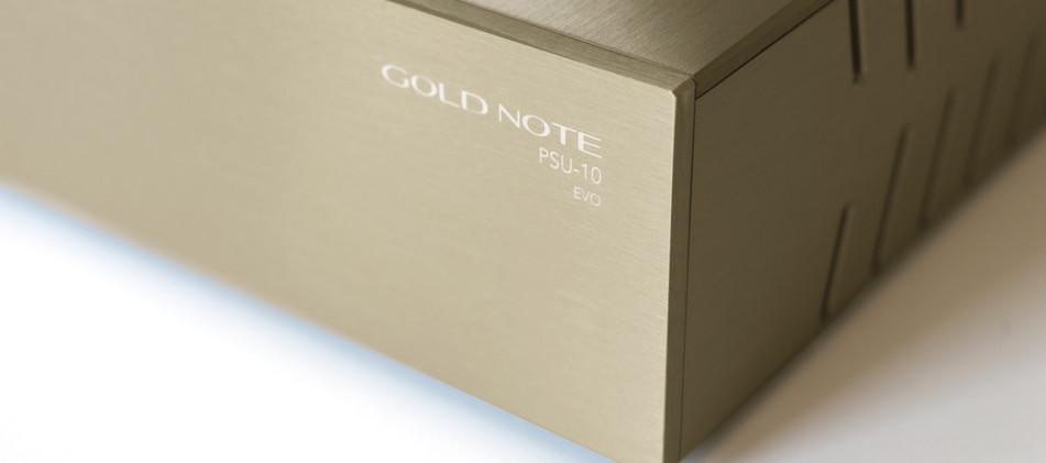 Gold Note PSU-10 EVO золотой