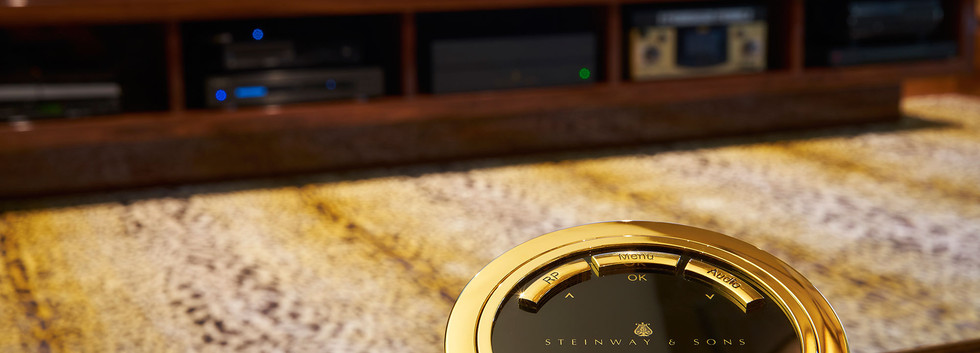 Steinway Lyngdorf Remote Control Deluxe