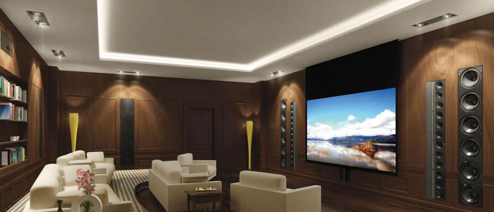 Model SL домашний кинотеатр