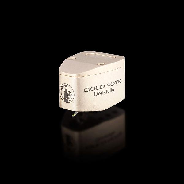 МС головка звукоснимателя Gold Note Donatello Gold подходит для всех тонармов