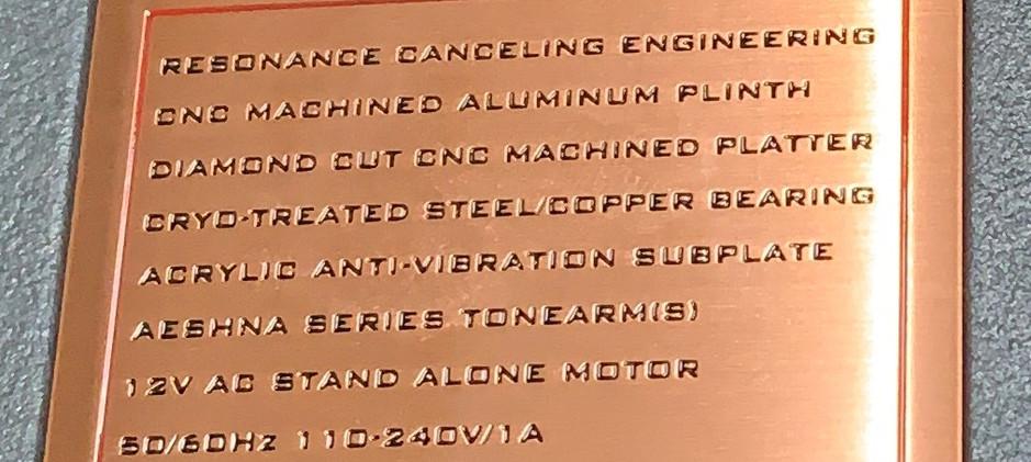 copperhead plate